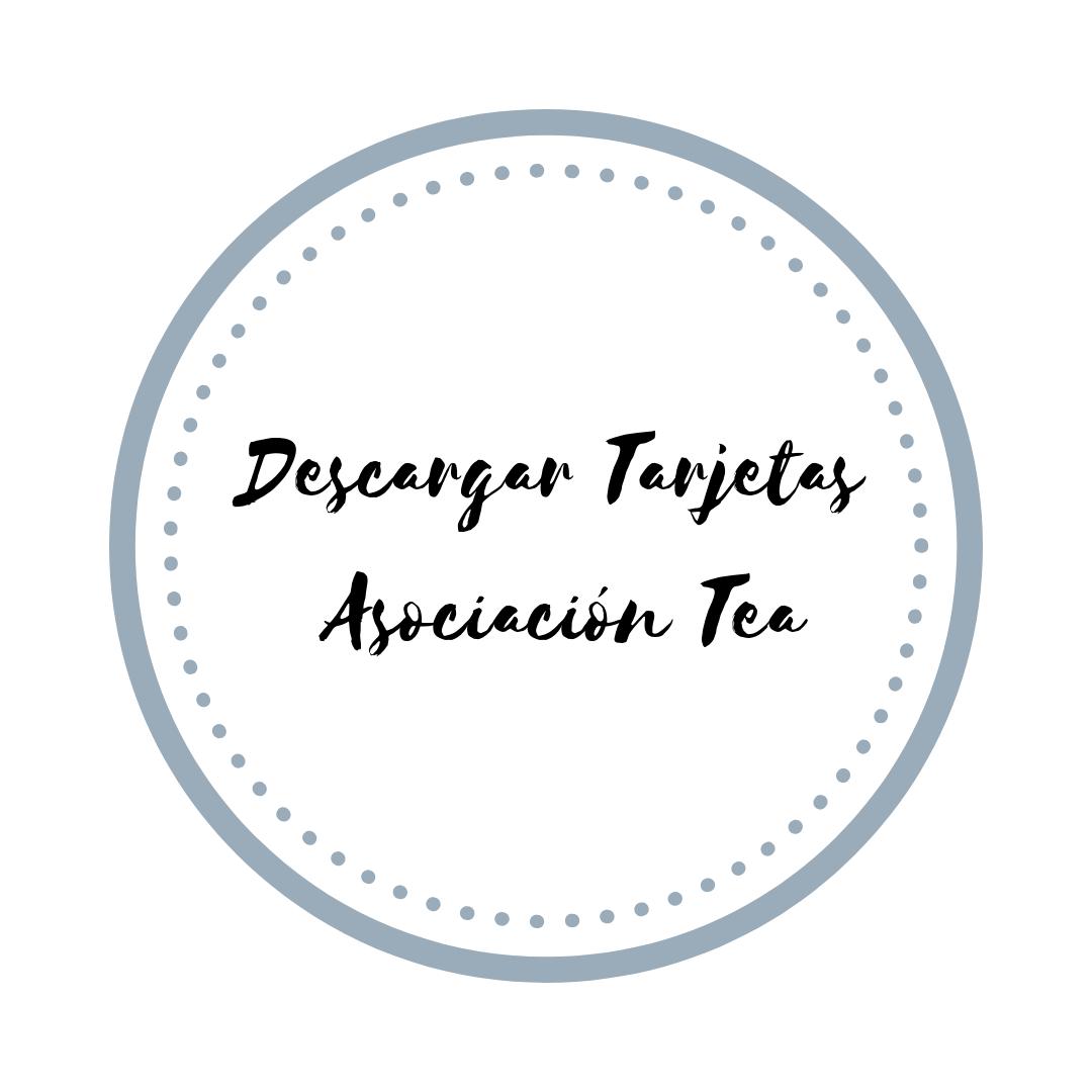 Descargar Tarjetas Asociación Tea